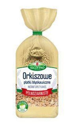 Picture of PLATKI ORKISZOWE PELNOZIARNISTE SZCZYTNO 400G MELVIT