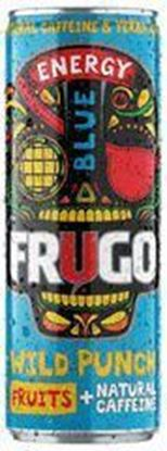 Picture of NAPOJ ENERGETYCZNY FRUGO WILD PUNCH BLUE 330ML FOODCARE