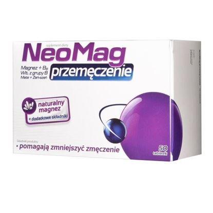 Picture of NeoMag przemęczenie, tabletki, 50 szt.
