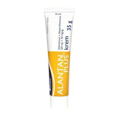 Picture of Alantan Plus, (20 mg+50 mg/g), krem, 35 g