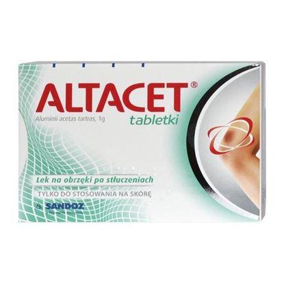 Picture of Altacet, 1 g, tabletki, 6 szt.