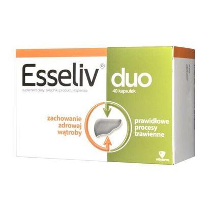 Picture of Esseliv duo, kapsułki, 40 szt.
