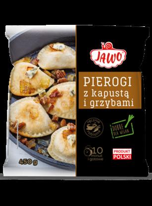 Picture of JAWO Pierogi z kapusta i grzybami (450g)
