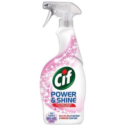 Picture of CIF POWER & SHINE, ANTI-BACTERIAL, 700ML