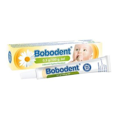 Picture of Bobodent, 0,5 g/100 g, żel, 10g