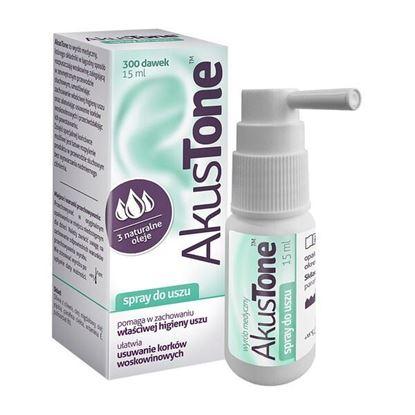 Picture of Akustone, spray do uszu, 15 ml (300 dawek)
