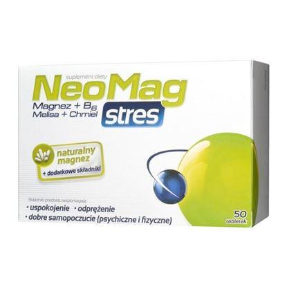 Picture of NeoMag Stres, tabletki, 50 szt.