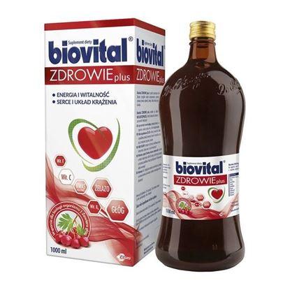 Picture of Biovital Zdrowie Plus, płyn, 1000 ml
