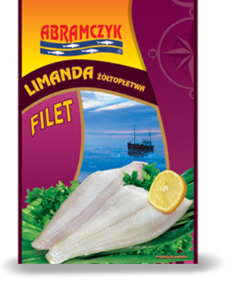 Picture of ABRAMCZYK Limanda Zoltopletwa Filet 500g