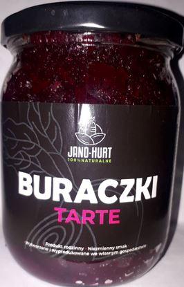 Picture of BURACZKI TARTE 375ML PRODUKCJI DOMOWEJ JANO-HURT