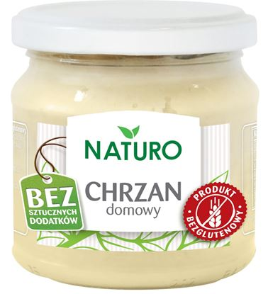 Picture of CHRZAN DOMOWY 190G POLBIOECO
