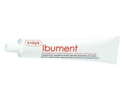 Picture of Ibument Ziaja, żel, 50 g.
