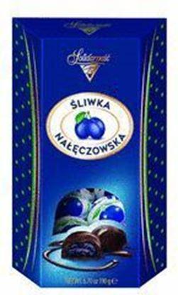 Picture of CUKIERKI SLIWKA NALECZOWSKA SOLIDARNOSC 190G COLIAN