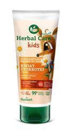 Picture of BALSAM DO CIALA ULTRANAWILZAJACY HERBAL CARE KIDS 200ML FARMONA