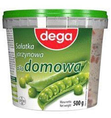 Picture of SALATKA JARZYNOWA DOMOWA 500G DEGA