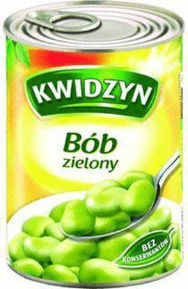 Picture of BOB ZIELONY KONSERWOWY KWIDZYN 400G PAMAPOL