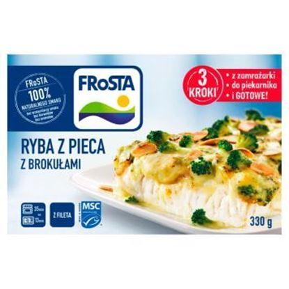 Picture of FROSTA Ryba z pieca w sosie brokulowym 330G