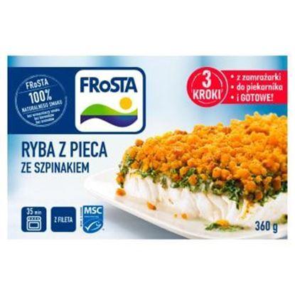 Picture of FROSTA Ryba z pieca ze szpinakiem 360G