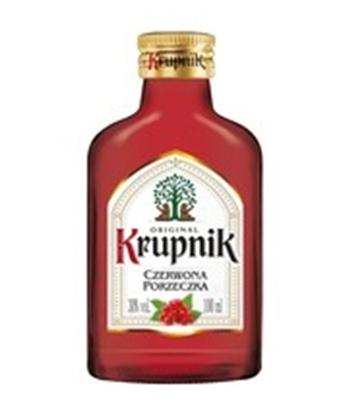 Picture of KRUPNIK REDCURRANT (CZERWONA PORZECZKA) 0.1L ALC. 30%