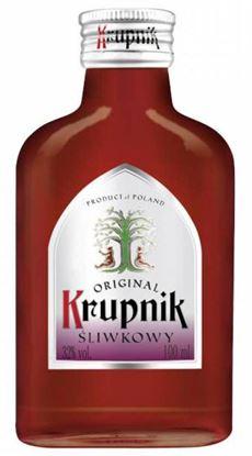 Picture of KRUPNIK PLUM (ŚLIWKA) 0.1L ALC. 30%
