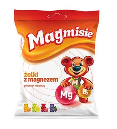 Picture of Magmisie, żelki, 4 smaki, 120 g